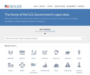 open data us